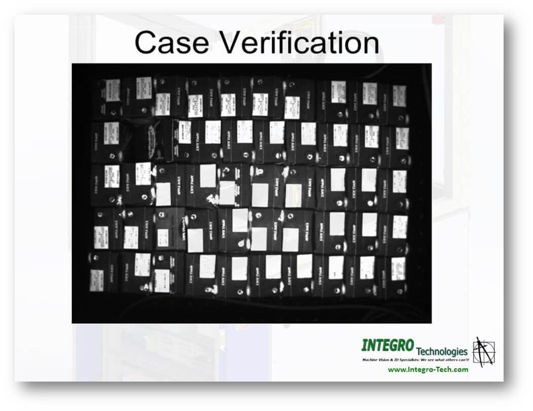Case Verification