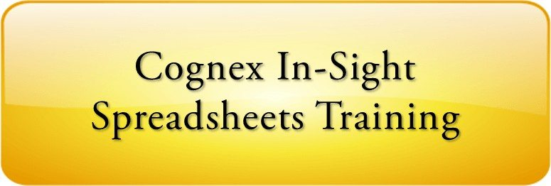 Cognex Insight Training Integro Technologies