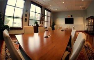 Integro Conference room