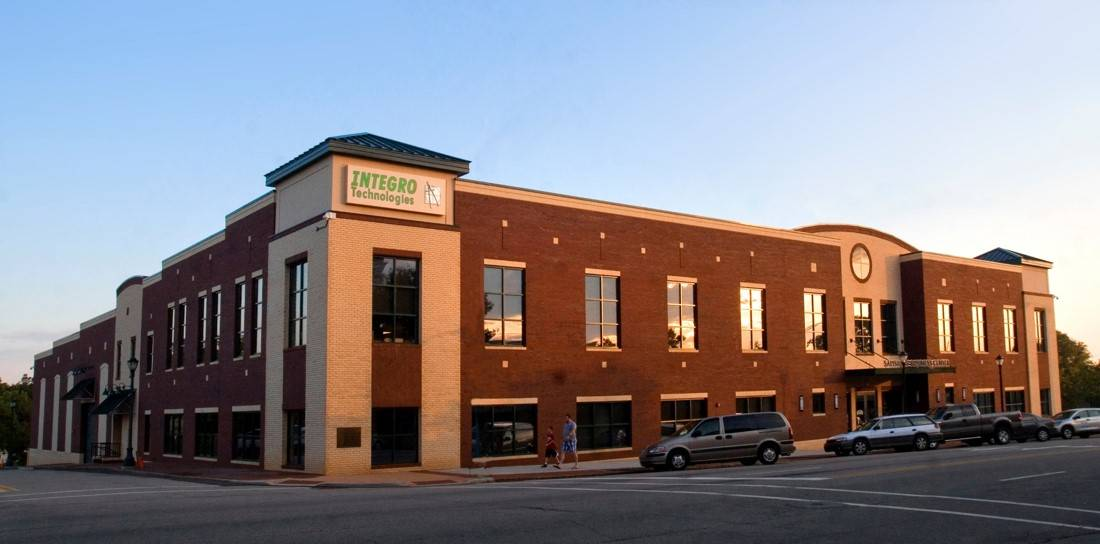 Integro Technologies Headquarters in Salisbury North Carolina