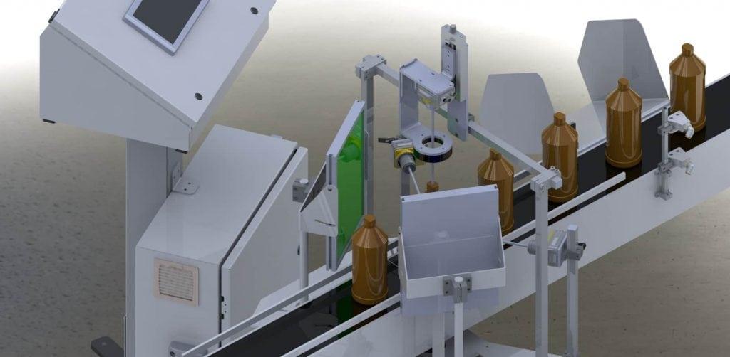 Bottle Machine Vision