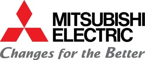 Mitsubishi Electric Logo for Website