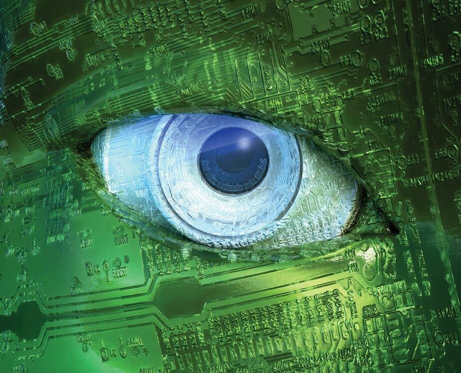 machine vision eye