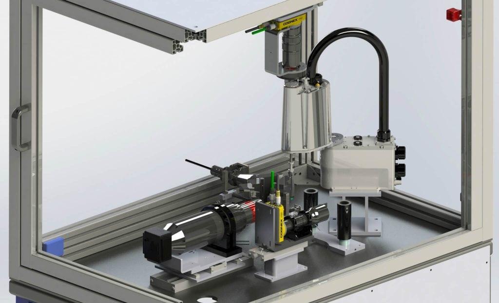 Vision Integration Rendering Vision Inspection Machine Vision Integrators
