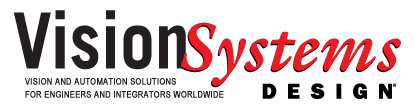 Vision Systems Design Magazine Logo