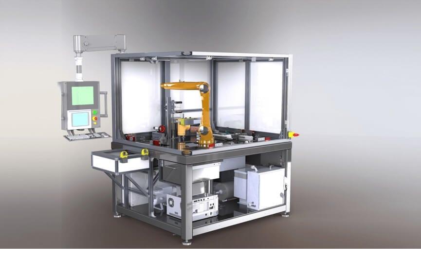 Kuka Robot Integro Technologies