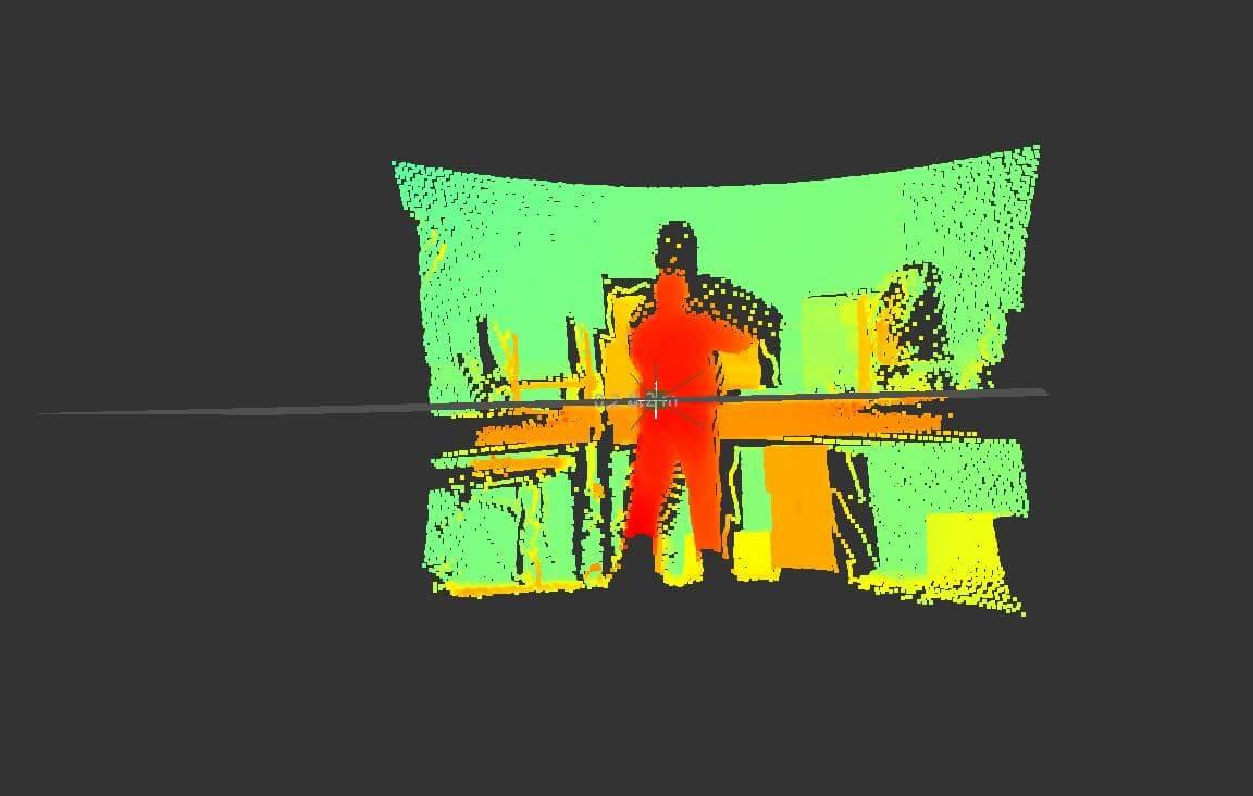3D ifm efector 23