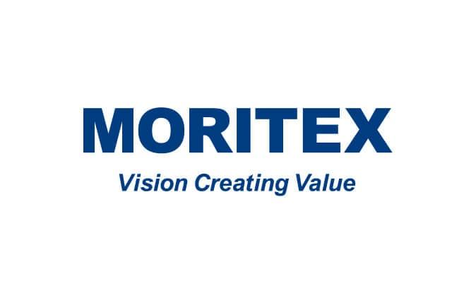 Blue Moritex Logo