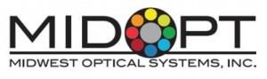 Midopt White Logo