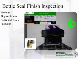 Bottle Seal Finish Inspection