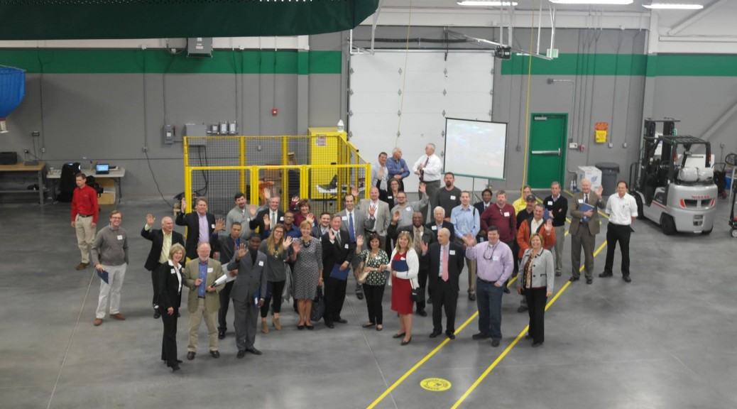 Business Industry Tour at Integro Technologies