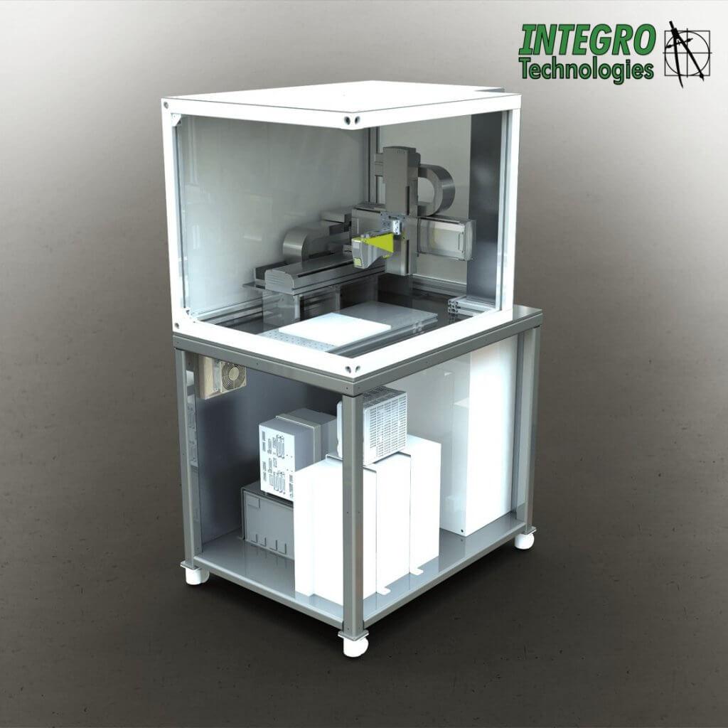 3d inspection vision integrator Integro Tech