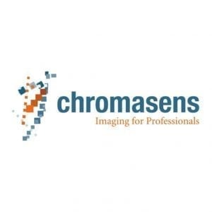 chromasens square logo
