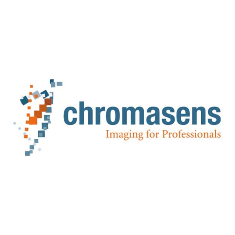chromasens square logo