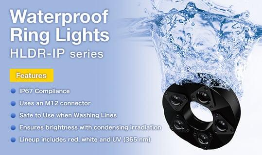 features CCS waterproof