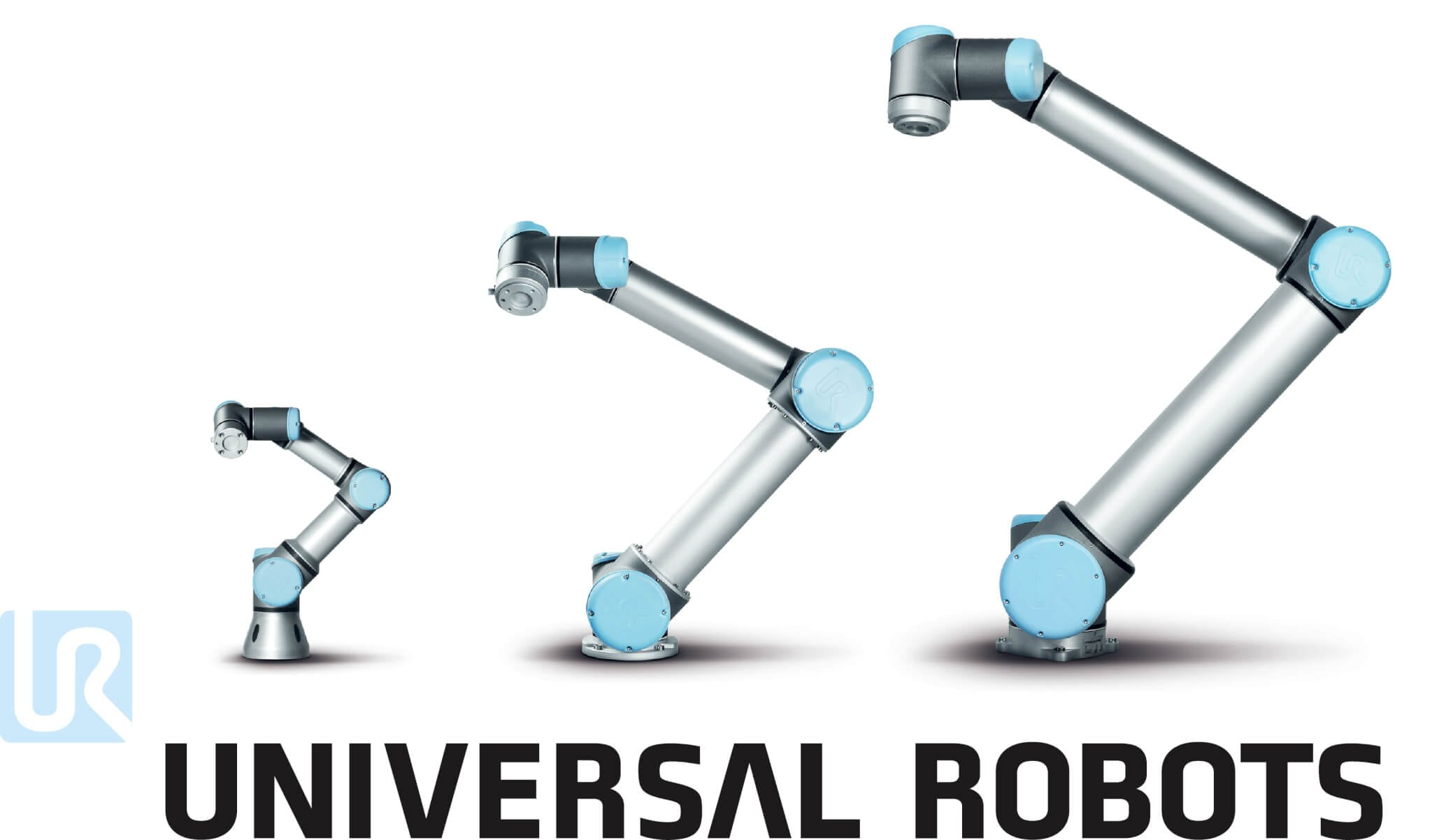 Universal Robots logo and graphic