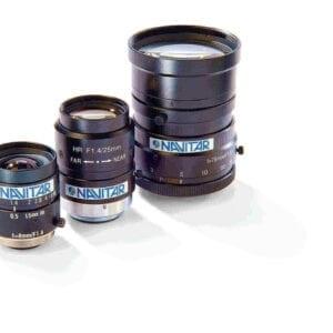 """1"""" Format Lenses"""