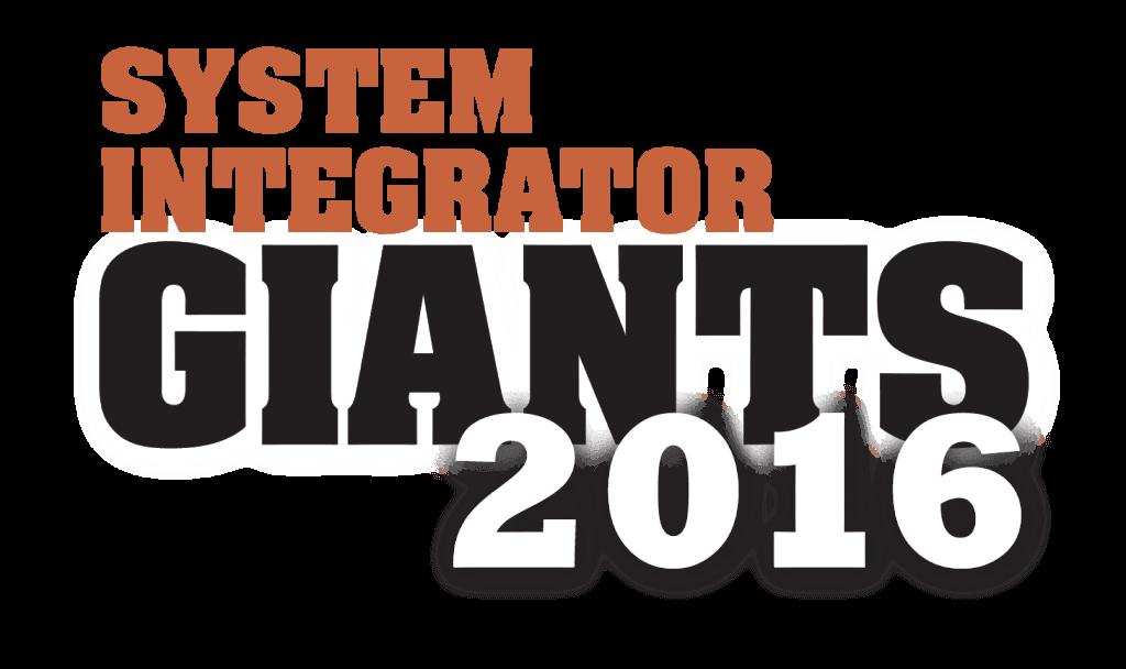 System Integrator Giants 2016 logo