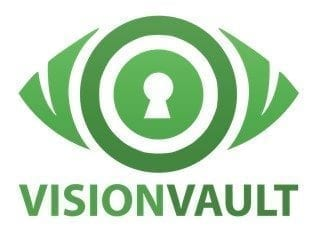 VisionVault compressed logo