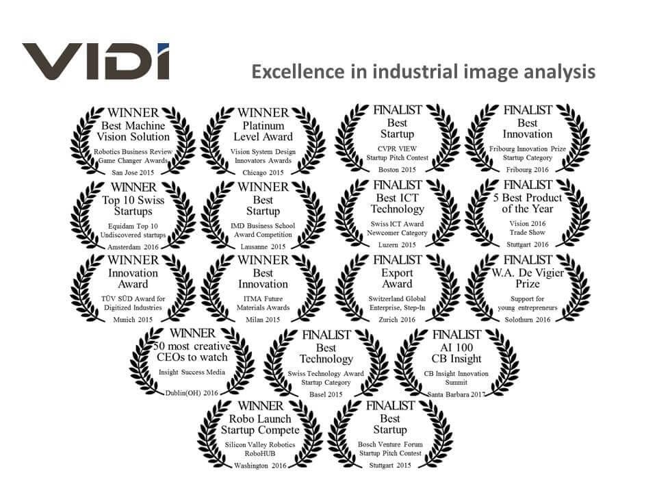 ViDi awards