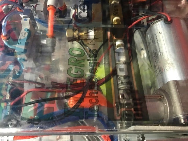 Integro Robotics competition