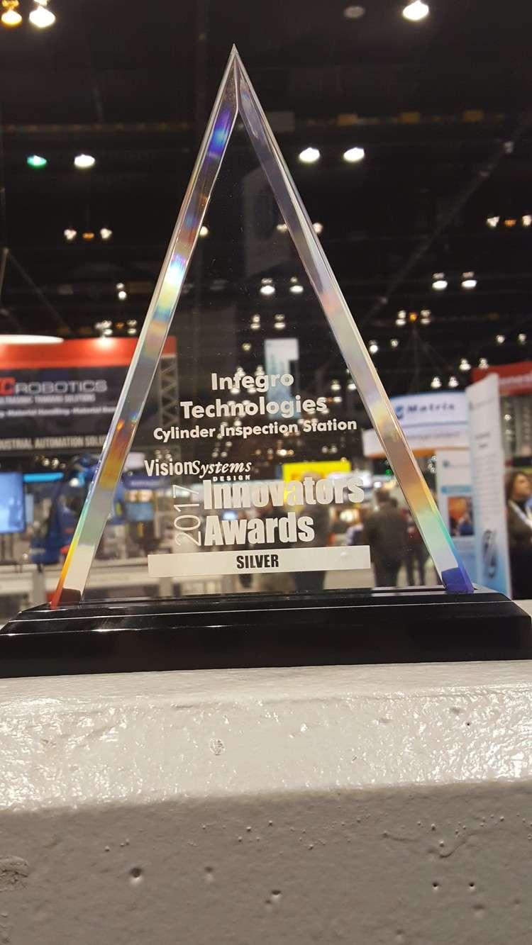 Innovators Award Integro Technologies Vision Systems Design