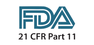 FDA 21 CFR Part 11 Logo