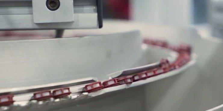 Automotive Plastic Filter Vision Inspection