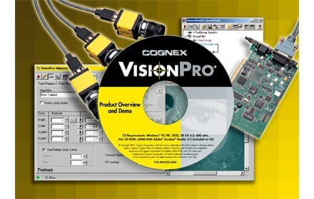 VisionPro Vision Software by Cognex