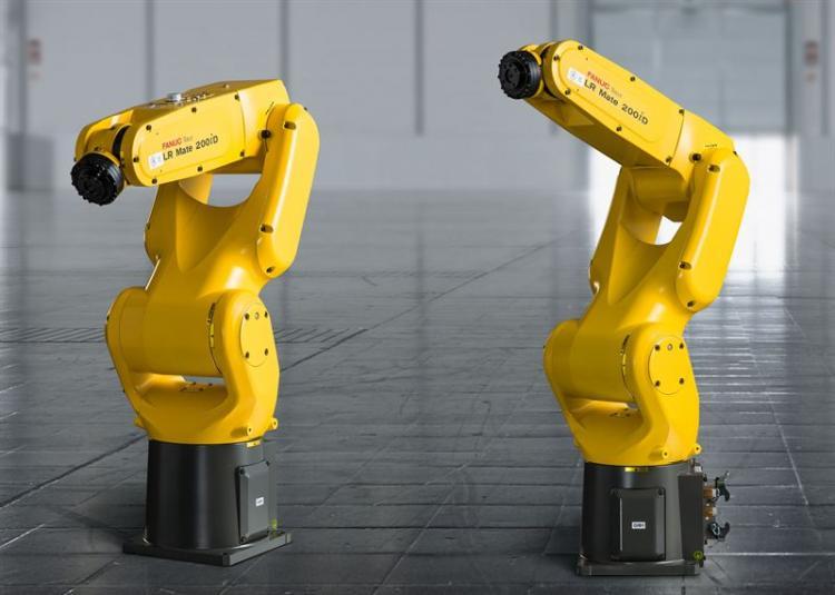 fanuc robotics